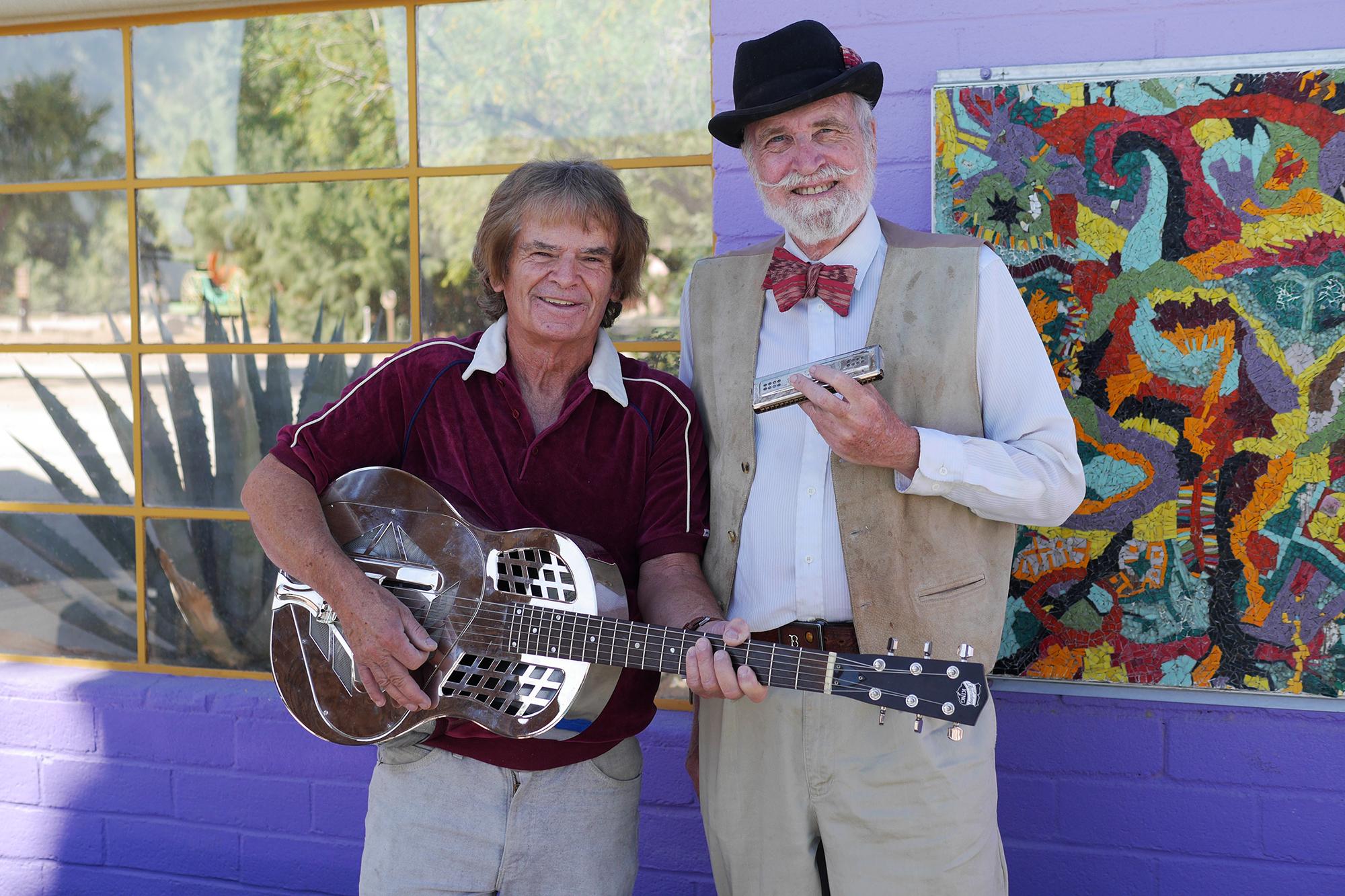 Bill & Bob - Live Music at 29 Palms Inn