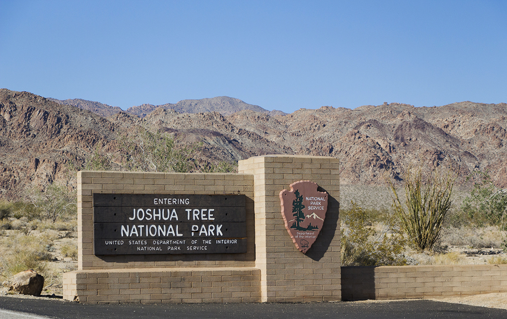 Joshua Tree National Park, Public Lands Day Sept 30, 2017