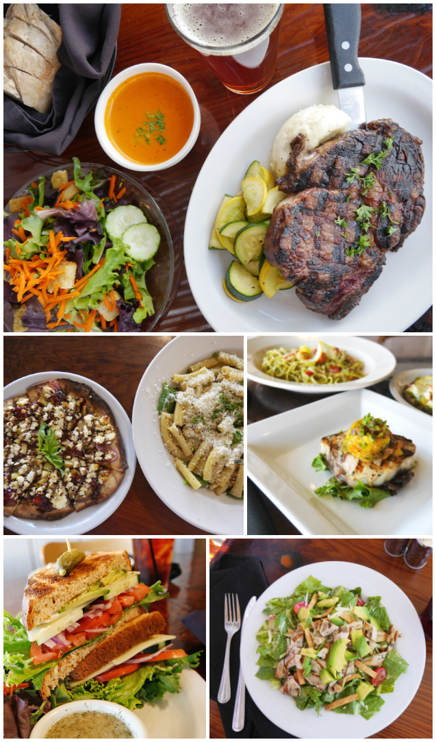 29 Palms Inn Restaurant - Fresh seafood, steaks, salads and great vegetarian options