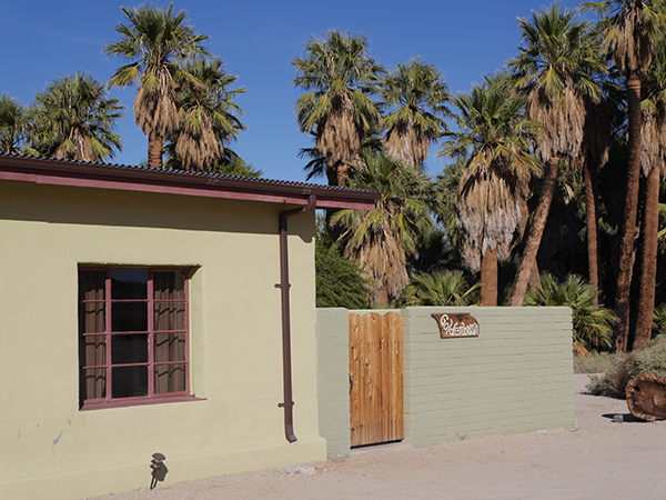 Goldenbush Adobe exterior