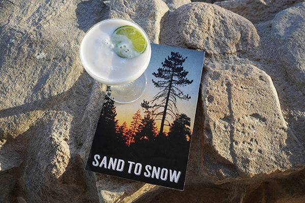Whitewater Canyon Colada, inspired by the new Sand to Snow National Monument in the California Desert