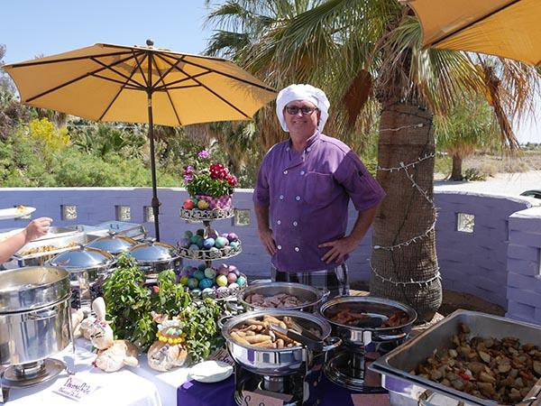 Passionate Chefs at the 29 Palms Inn