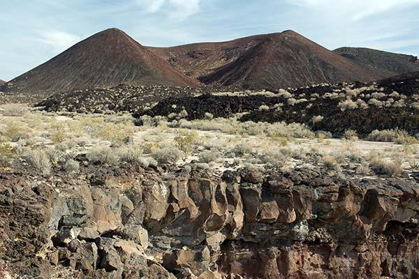 Cinder Cone Landmark Mojave National Preserve NPS Photo