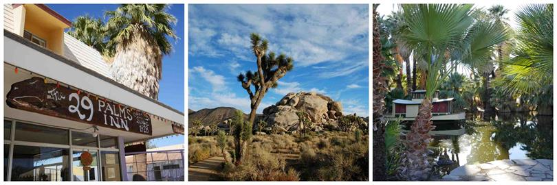 29 Palms Inn on the Oasis of Mara - Your gateway to Joshua Tree National Park